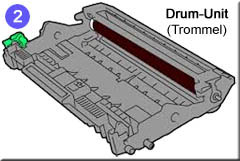2. Drum-Unit/Bildtrommel