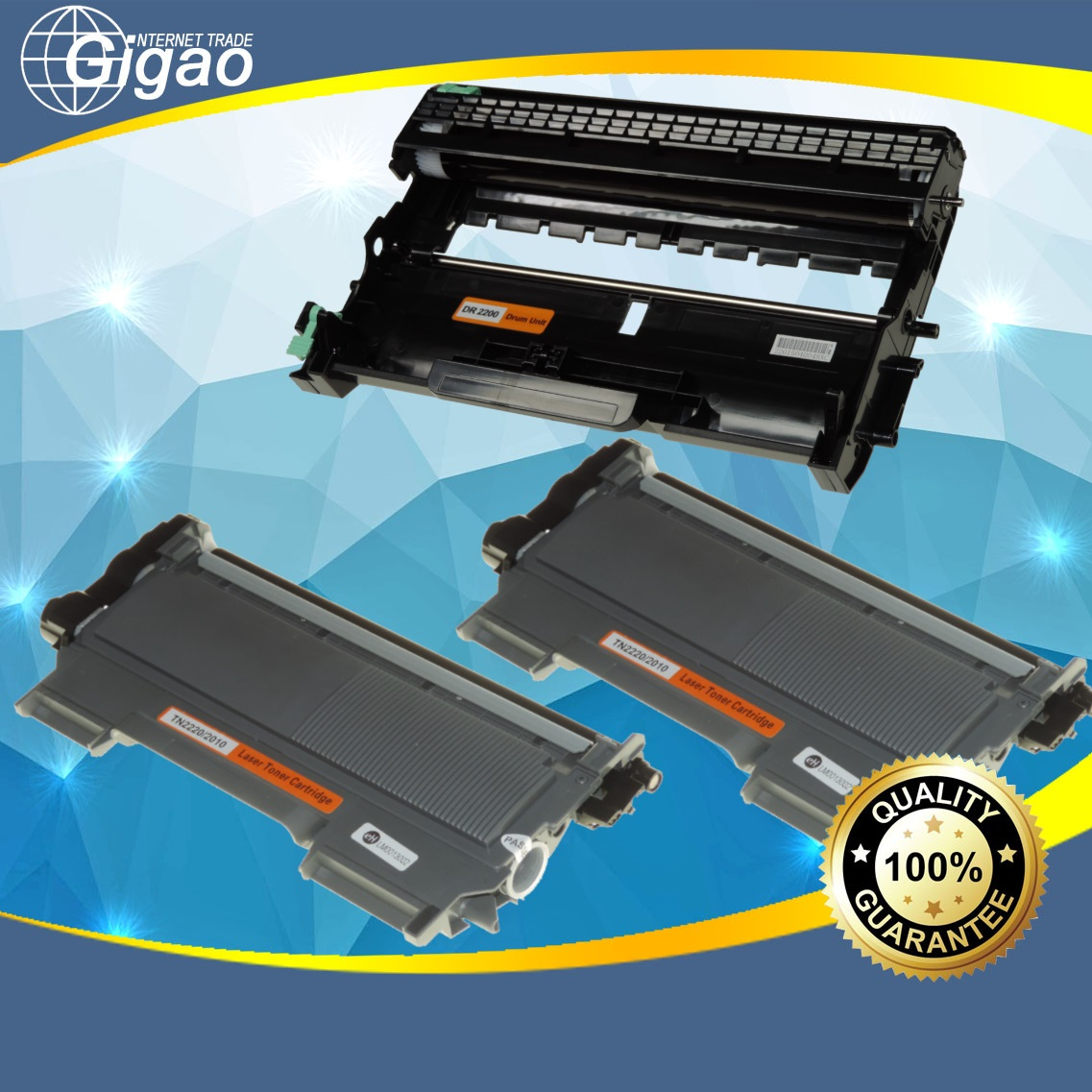 Gigao Laserdrum kompatibel Brother DR-2300 TN-2320 für HL-2230