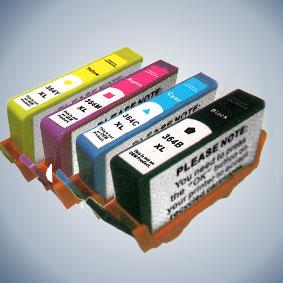 Zu den Patronen con D&C, Serie 364 für HP-Drucker
