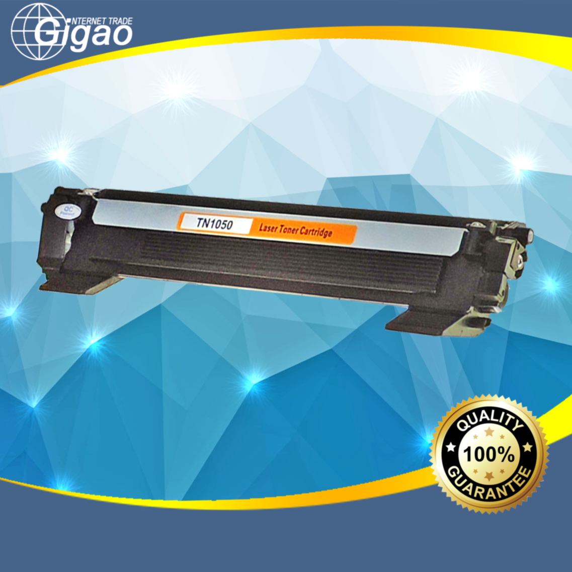 Toner TN-1050 / TN-2010 für Brother DCP-1512