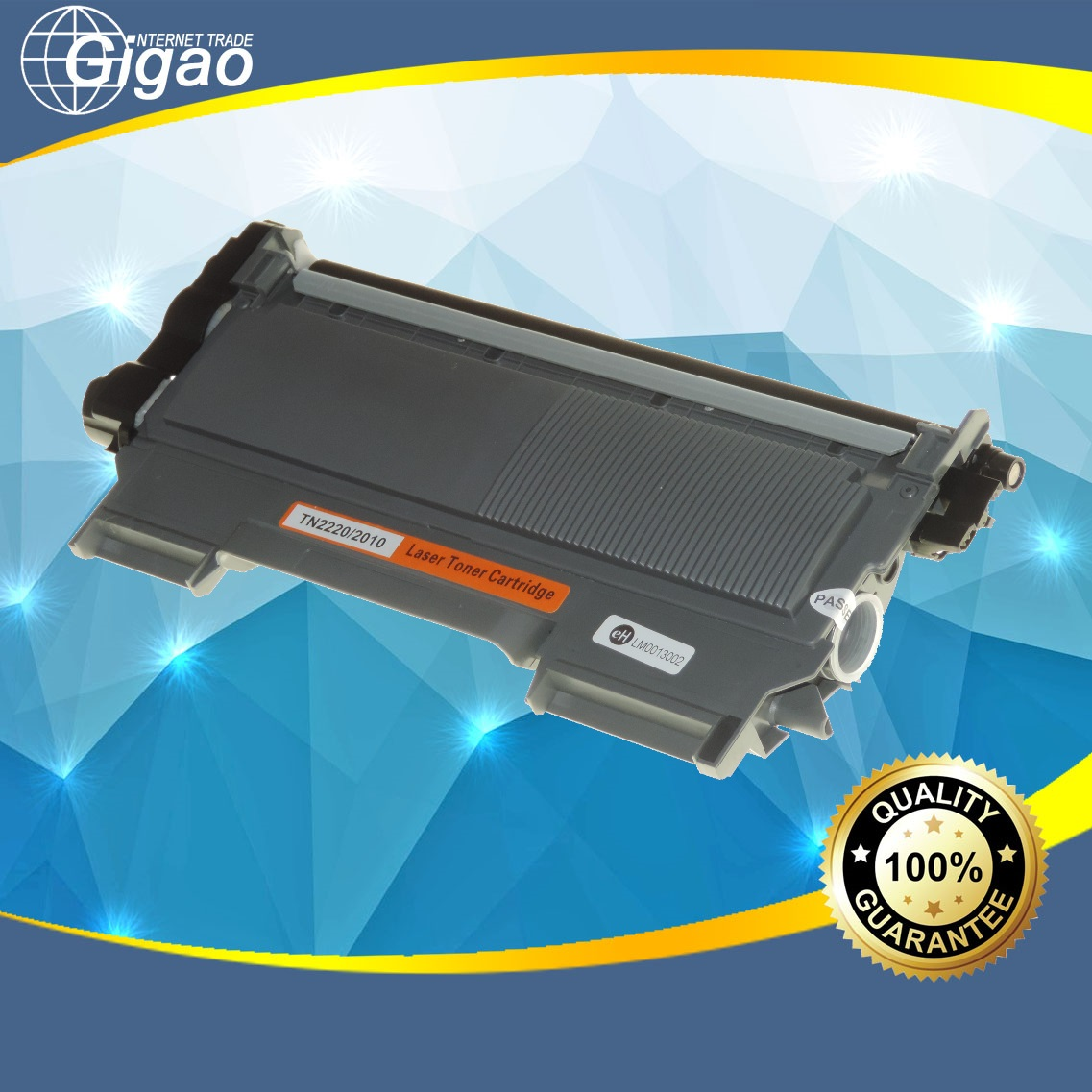 Gigao Laser Tonerkassette kompatibel Brother TN-2220 für MFC-7860DN