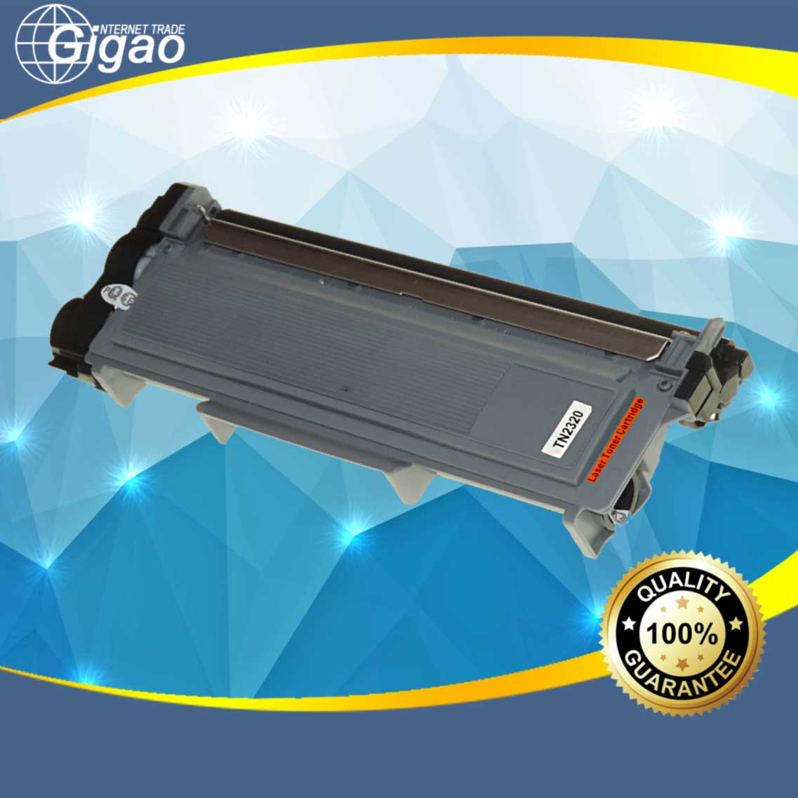 Gigao Laser Tonerkassette kompatibel Brother TN-2320 für DCP-L2520DW