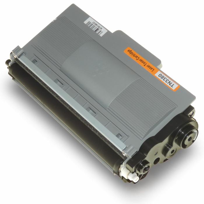 Kompatibel Brother DR-3300 & 4x TN-3380 Trommel und Toner Sparset von D&C