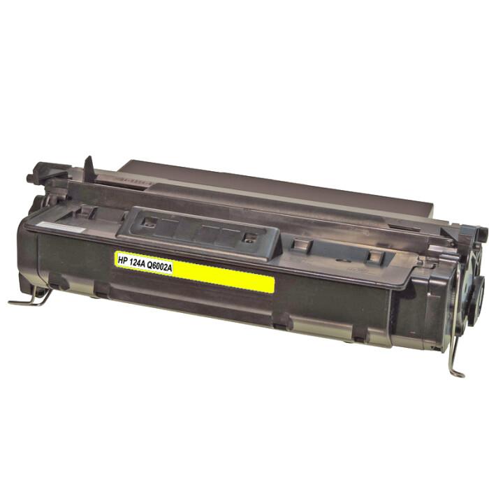 Kompatibel HP Q6000A, Q6001A, Q6002A, Q6003A Sparset 4 Toner alle Farben von Gigao