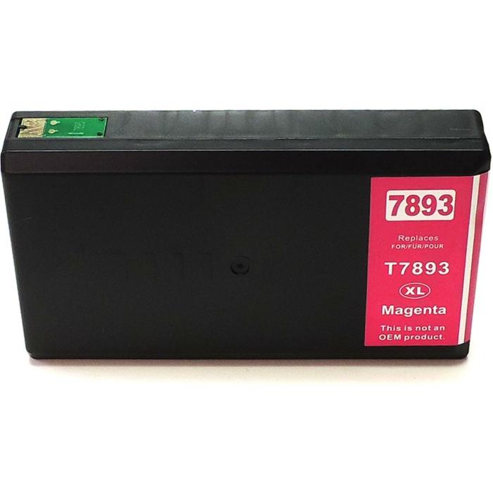 Kompatibel Epson C13T78934010, T7893, 78XL M Magenta Rot...