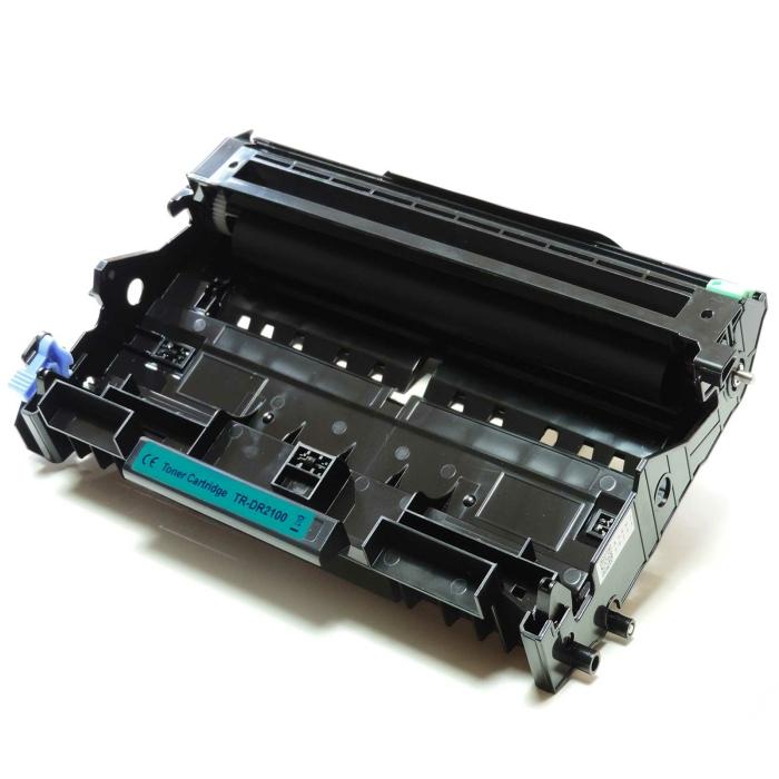 Kompatibel Brother DR-2100 & 4x TN-2120 Trommel und Toner Sparset von D&C