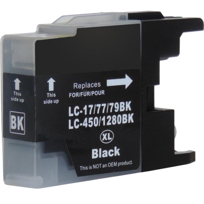 Kompatibel Brother LC-1280 XXL Set 4 Druckerpatronen von D&C