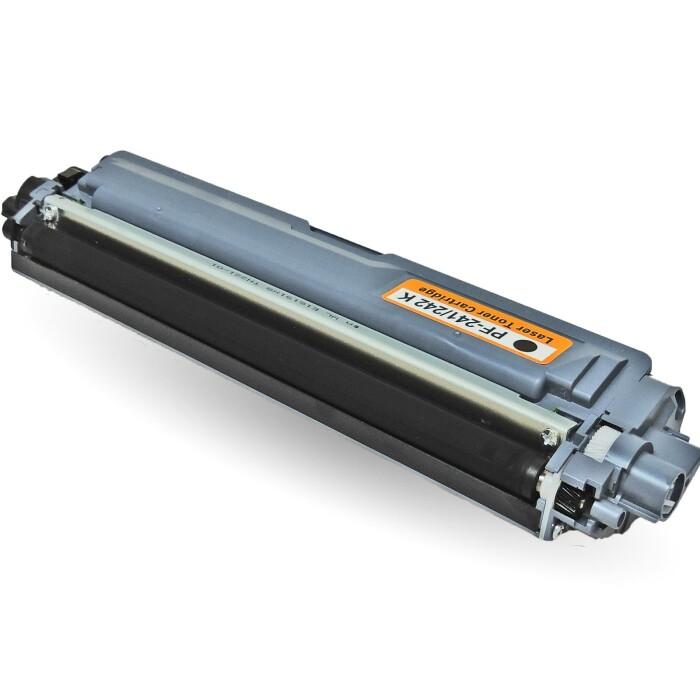 Kompatibel Brother TN-241 Toner Multipack 4 schwarze Tonerpatronen für je 2.500 Seiten von D&C