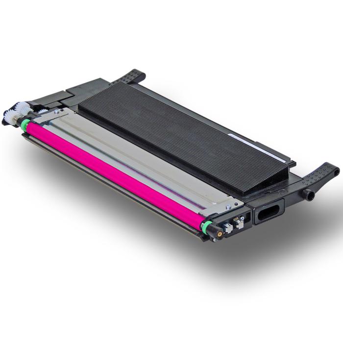 Kompatibel Samsung CLT-M406S M Magenta Rot Toner Patrone...