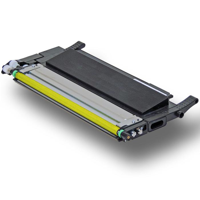 Kompatibel Samsung CLT-Y406S Y Yellow Gelb Toner Patrone...