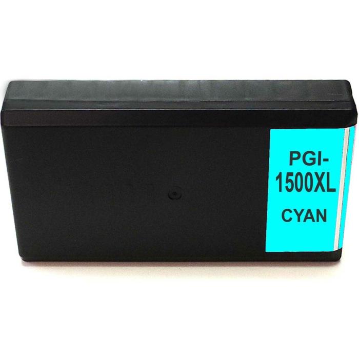 Kompatibel Canon PGI-1500 XL, 9193B001 C Cyan Blau...