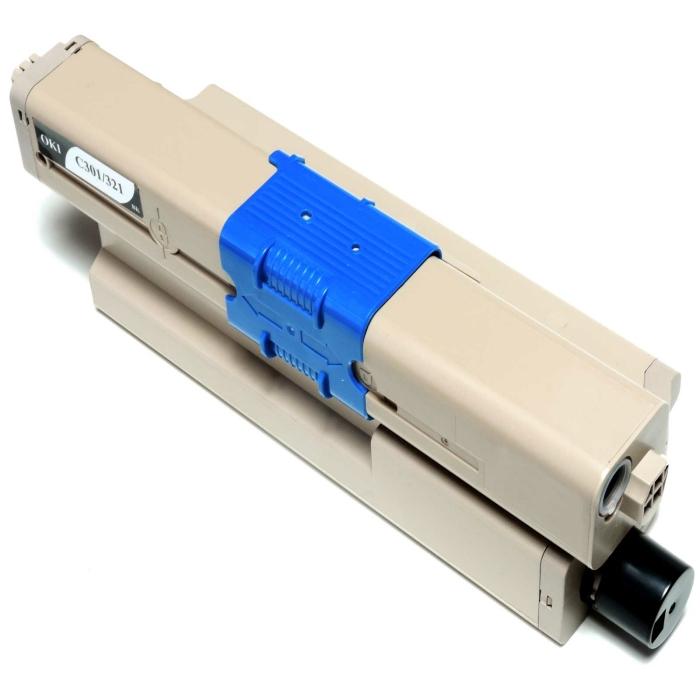 Kompatibel Toner Black Oki 44973536 C321 44973536