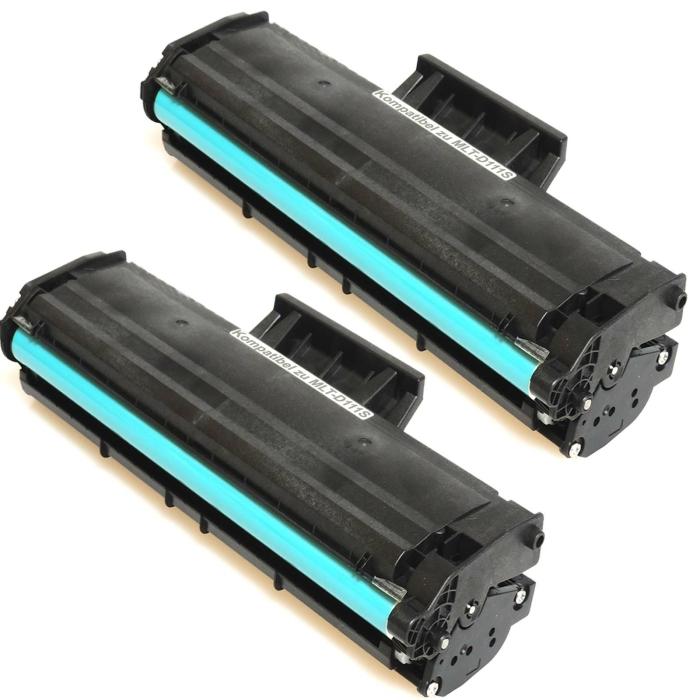 Kompatibel Samsung MLT-D111S 2x Toner Multipack...