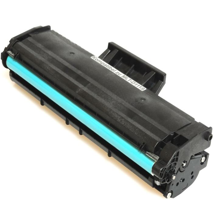 Kompatibel Samsung MLT-D111S 2x Toner Multipack Tonerpatronen für je 1.000 Seiten von D&C