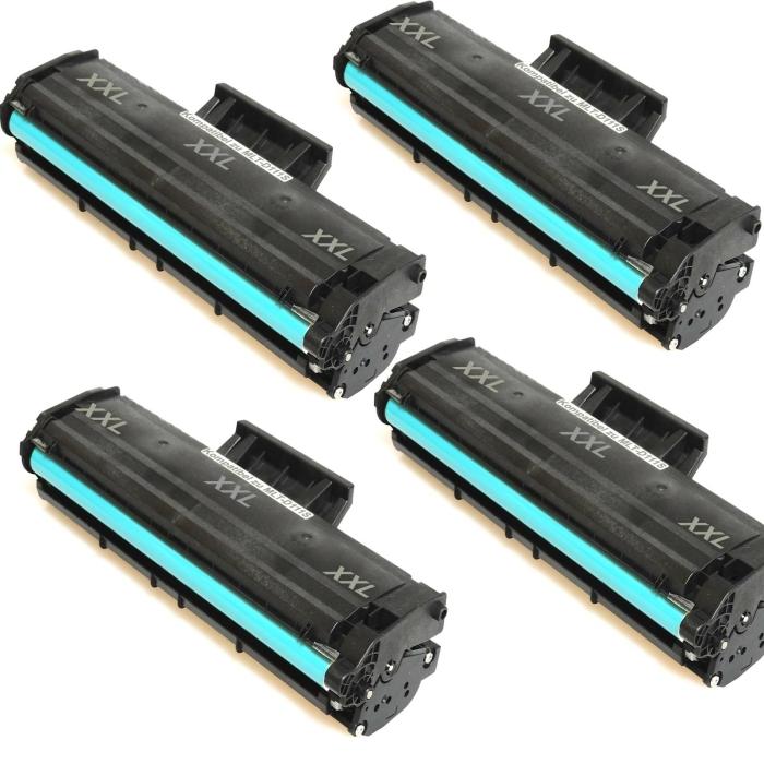 Kompatibel Samsung MLT-D111L Toner Multipack 4 schwarze...