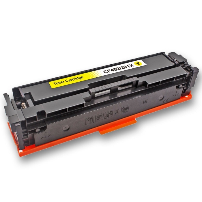 Kompatibel HP CF400X, CF401X, CF403X, CF402X Sparset 4 Toner alle Farben von D&C