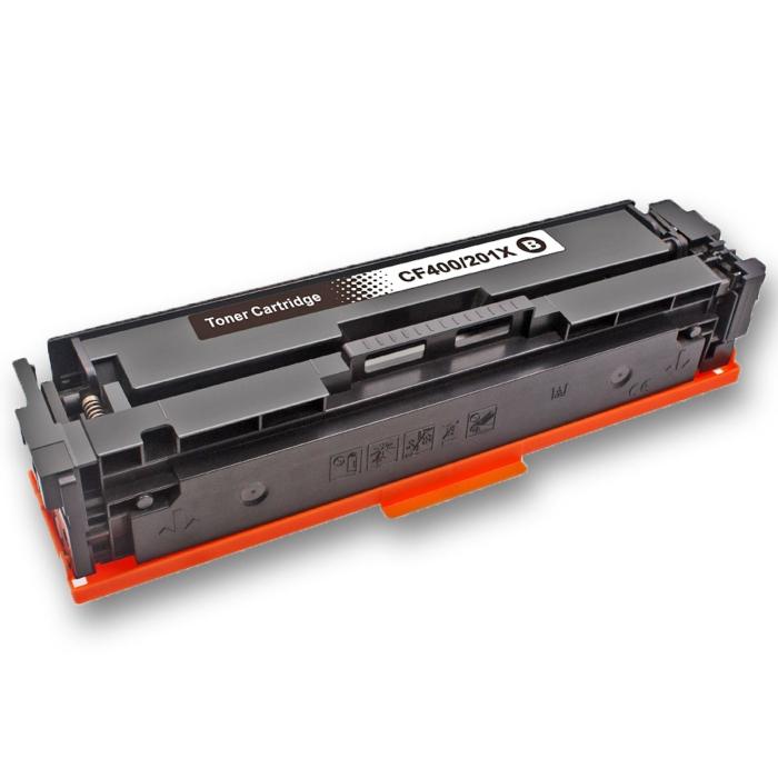 Kompatibel HP 201X, CF400X BK Schwarz Black Toner Patrone...