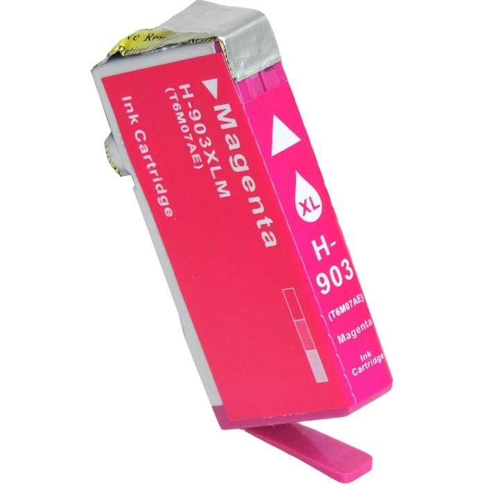 Kompatibel HP T6M07AE, 903XL M Magenta Rot Druckerpatrone...