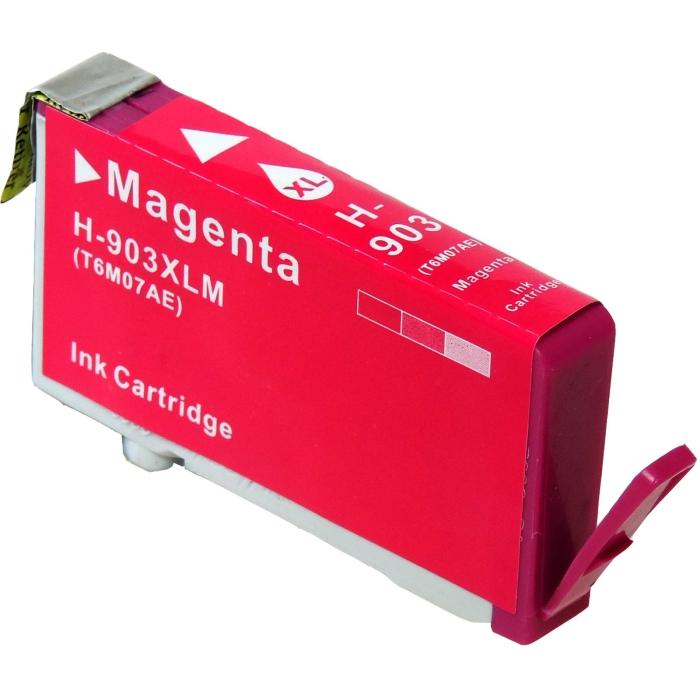 Kompatibel HP T6M07AE, 903XL M Magenta Rot Druckerpatrone für 825 Seiten von D&C