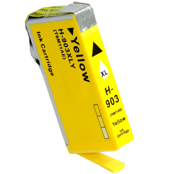 Kompatibel HP T6M11AE, 903XL Y Yellow Gelb Druckerpatrone...