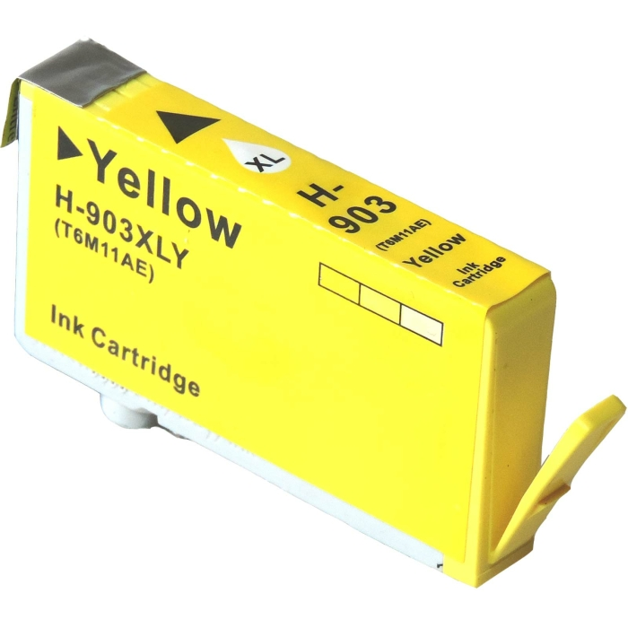 Kompatibel HP T6M11AE, 903XL Y Yellow Gelb Druckerpatrone für 825 Seiten von D&C