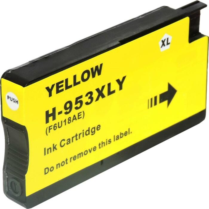 Kompatibel 4er Set HP 953XL, 3HZ52AE Druckerpatronen Tinte von D&C