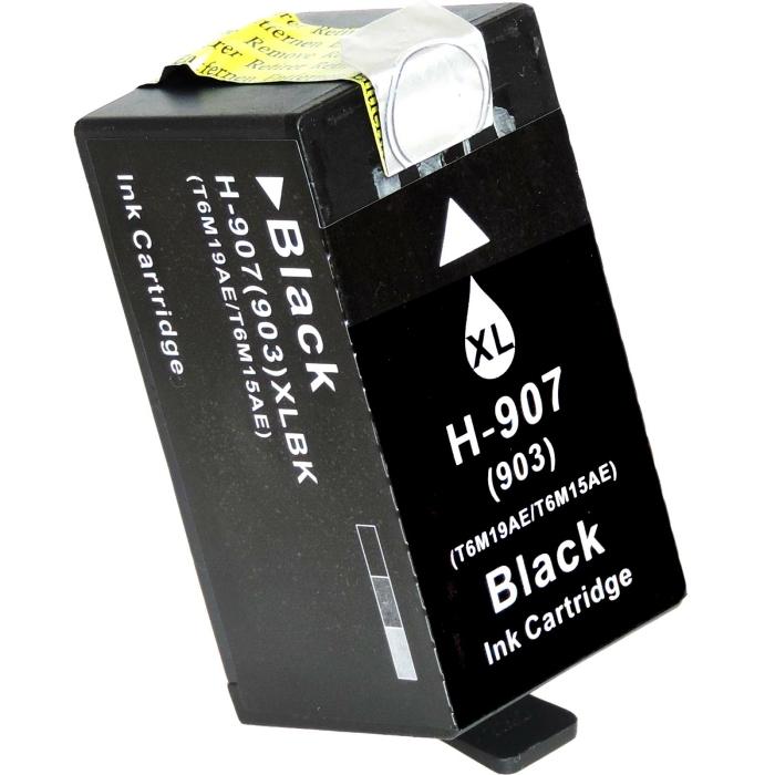 Kompatibel 4er Set HP 907XXL, 903XL Druckerpatronen Tinte von D&C