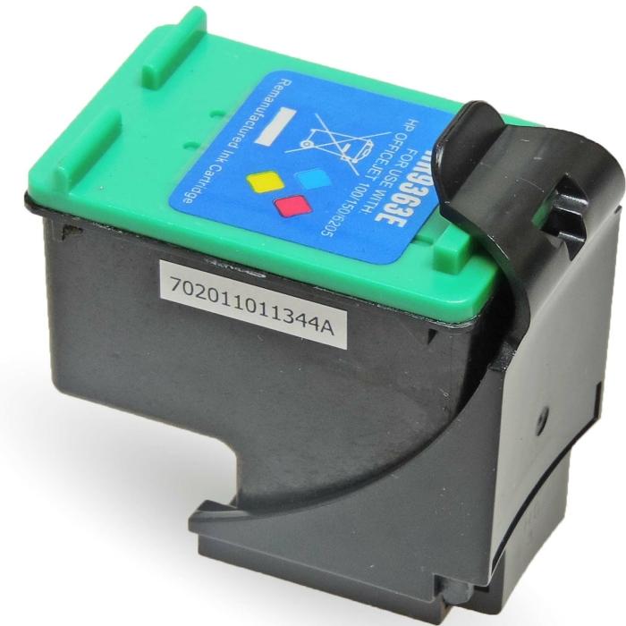 Wiederbefüllt HP 344, C9363EE C Color Cyan / Magenta / Gelb Druckerpatrone für 560 Seiten von Gigao