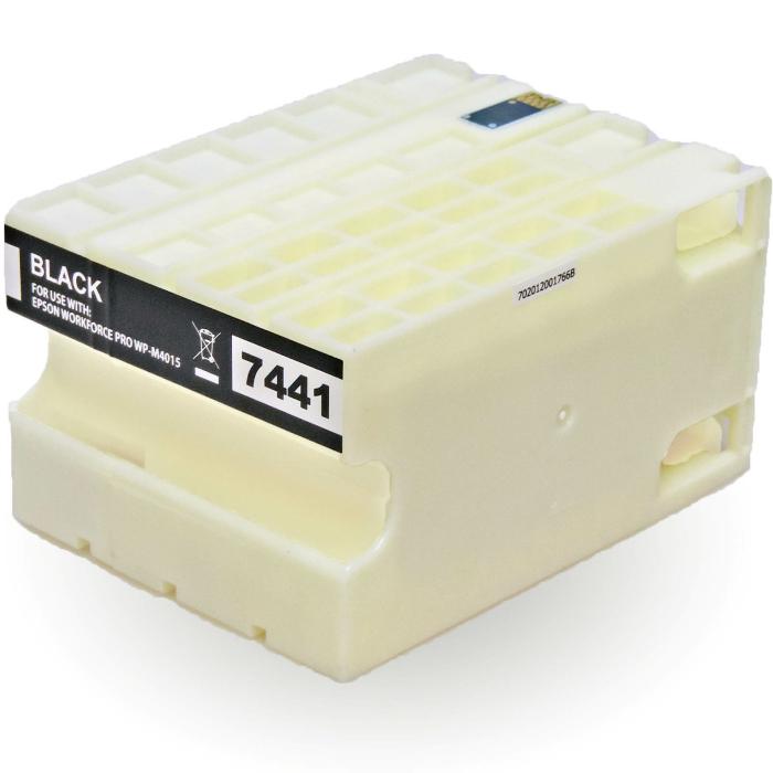 Kompatibel Epson Taj Mahal, T7441, 74XL, C13T74414010 BK Schwarz Black Druckerpatrone für 10.000 Seiten von Gigao