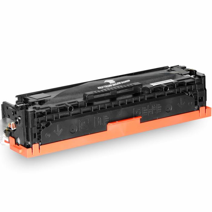 Kompatibel HP 131X, CF210X BK Schwarz Black Toner Patrone...