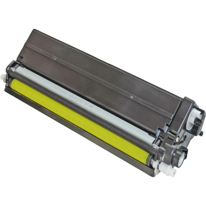 Kompatibel Brother TN-421 Y Yellow Gelb Toner Patrone...