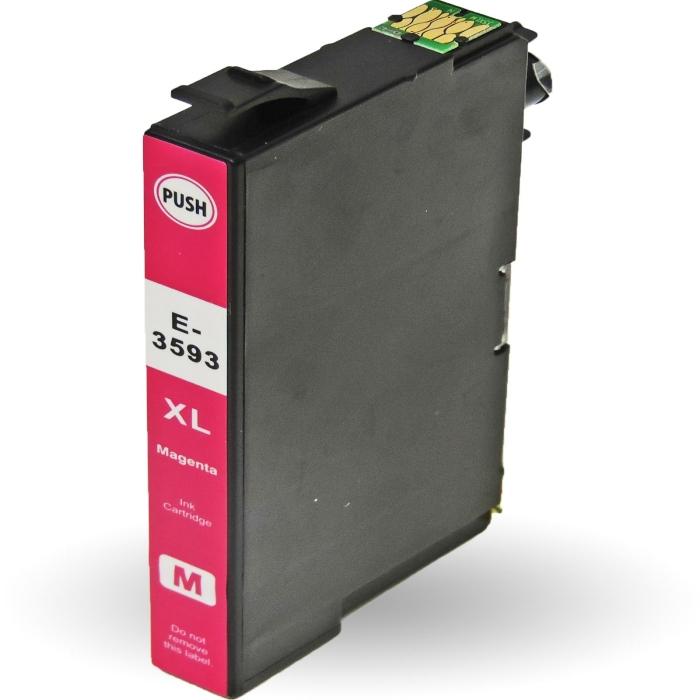 Kompatibel Epson Vorhängeschloss, T3593, 35XL,...