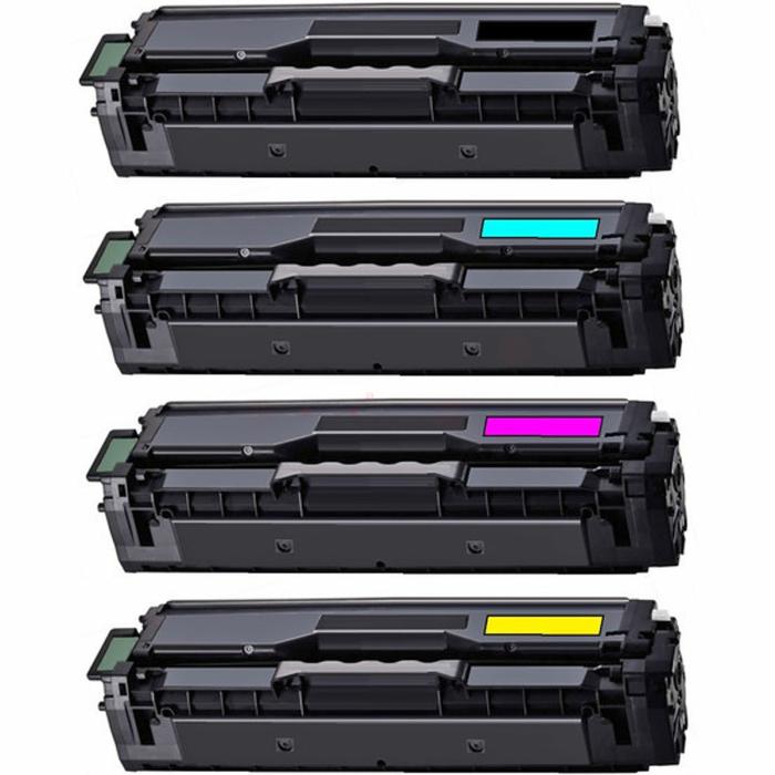 Kompatibel Samsung CLT-K504S, CLT-C504S, CLT-M504S,...