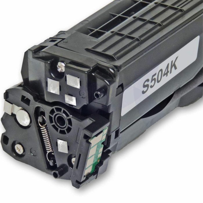 Kompatibel Samsung CLT-K504S BK Schwarz Black Toner Patrone für 2.500 Seiten von Gigao