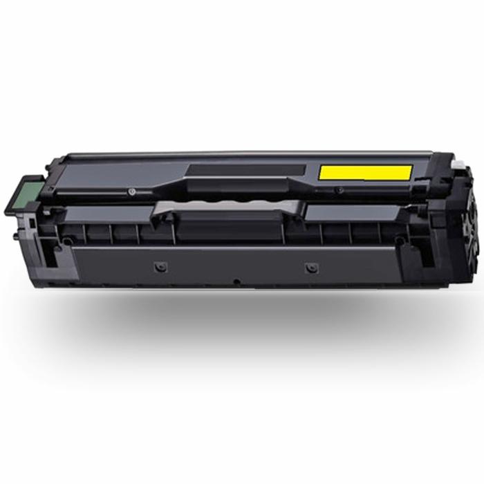 Kompatibel Samsung CLT-Y504S Y Yellow Gelb Toner Patrone...