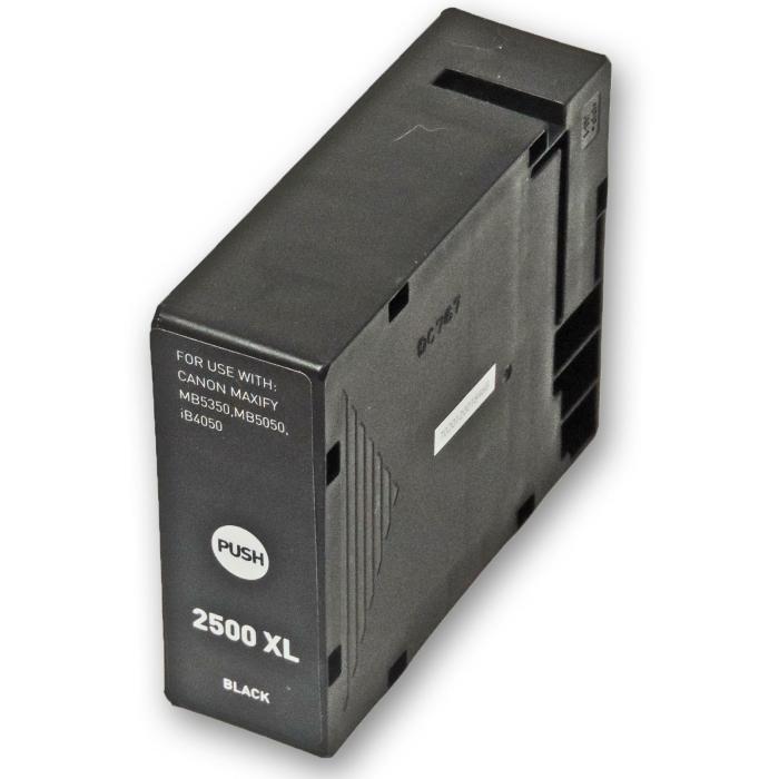Kompatibel Canon 9254B001, PGI-2500 XL BK Schwarz Black...