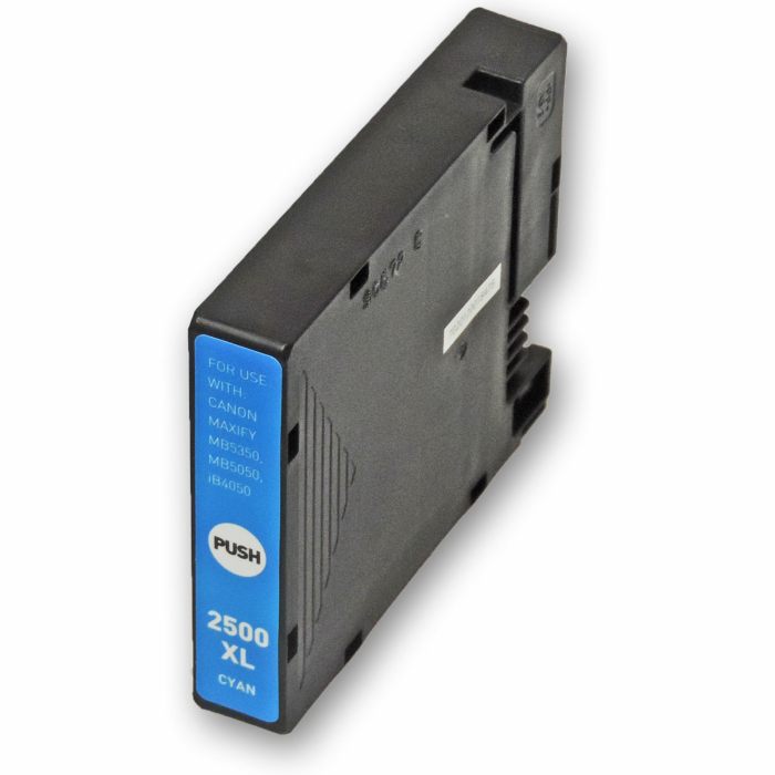 Kompatibel Canon 9265B001, PGI-2500 XL C Cyan Blau...