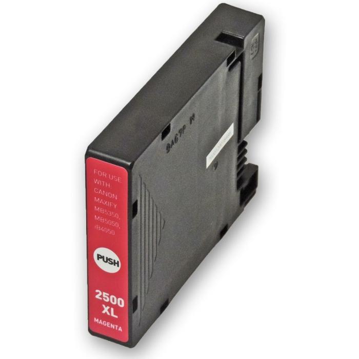 Kompatibel Canon 9266B001, PGI-2500 XL M Magenta Rot...