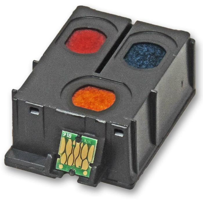 Kompatibel Epson 267, T2670, C13T26704010, Globus C Color Cyan / Magenta / Gelb Druckerpatrone für 200 Seiten von Gigao
