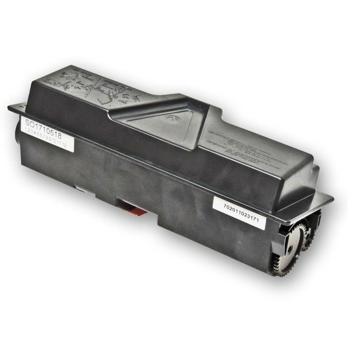 Kompatibel Kyocera TK-170, 1T02LZ0NL0 Toner Multipack 4 schwarze Tonerpatronen für je  von Gigao