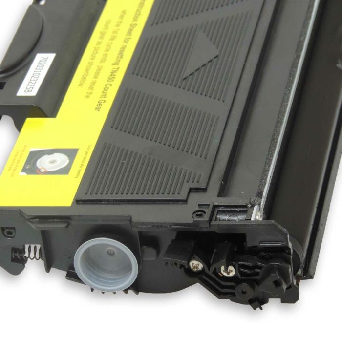 Kompatibel Brother TN-2010 XL BK Schwarz Black Toner Patrone für 5.200 Seiten von Gigao