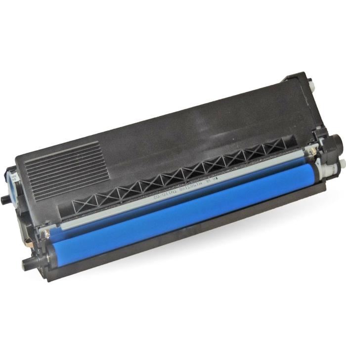 Kompatibel Brother TN-329, TN-900 C Cyan Blau Toner...