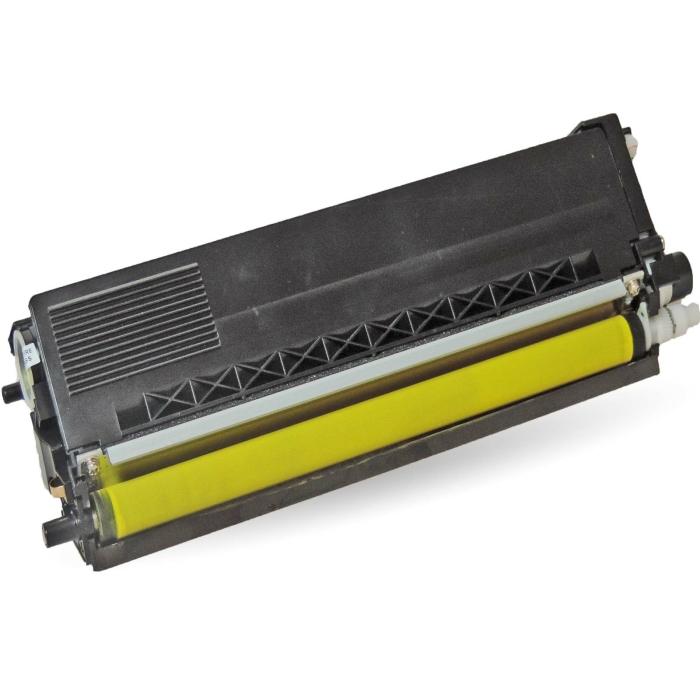Kompatibel Brother TN-329, TN-900 Y Yellow Gelb Toner...