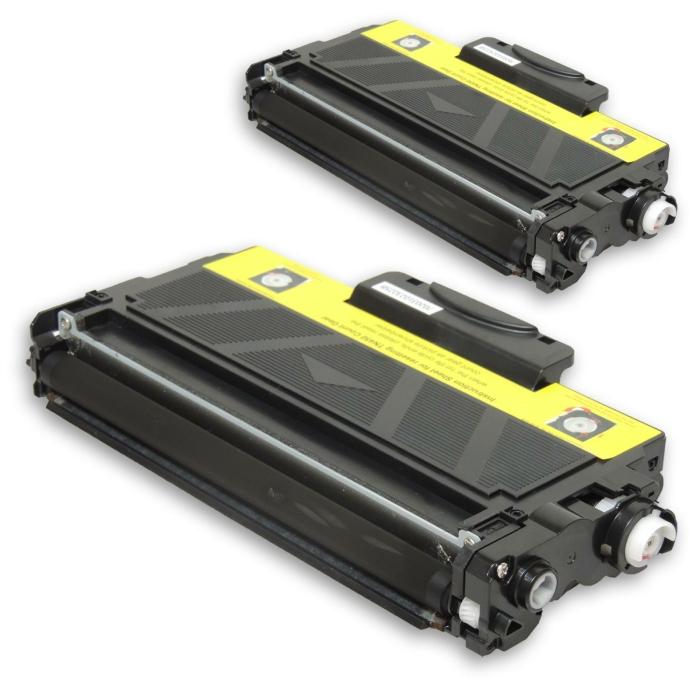 Kompatibel Brother TN-2010 XL 2 Toner Multipack...