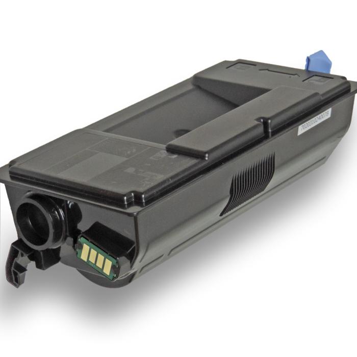 Kompatibel Kyocera 1T02MS0NL0, TK-3100 BK Schwarz Black Toner Patrone für 12.500 Seiten von Gigao