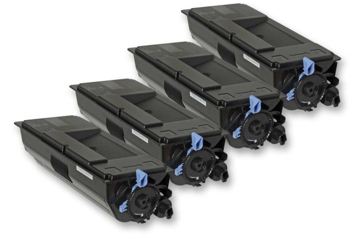 Kompatibel Kyocera 1T02MS0NL0, TK-3100 Toner Multipack 4...