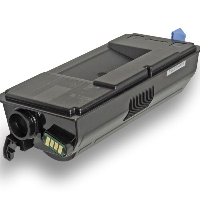 Kompatibel Kyocera 1T02MS0NL0, TK-3100 Toner Multipack 4 schwarze Tonerpatronen für je 12.500 Seiten von Gigao