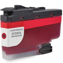 Kompatibel Brother LC-3235 XL M Magenta Rot Druckerpatrone für 5.000 Seiten von Gigao
