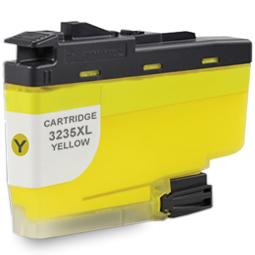 Kompatibel Brother LC-3235 XL Y Yellow Gelb Druckerpatrone für 5.000 Seiten von Gigao