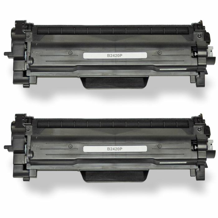 Kompatibel Brother TN-2420 XL 2 Toner Multipack...